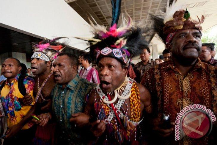 Pengangkatan anggota DPR perwakilan adat Papua Barat menunggu regulasi