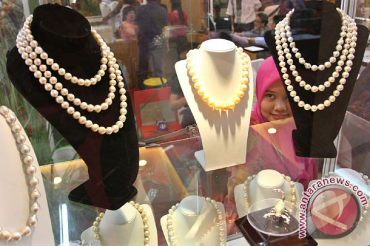 Export value of Indonesian pearls exceeds US$29 million