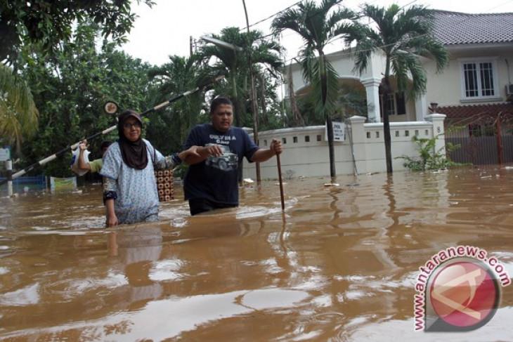 Banjir genangi Cianjur selatan