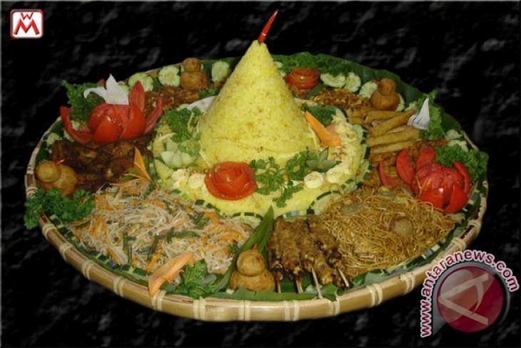 Festival Kuliner merayakan HUT Kemerdekaan
