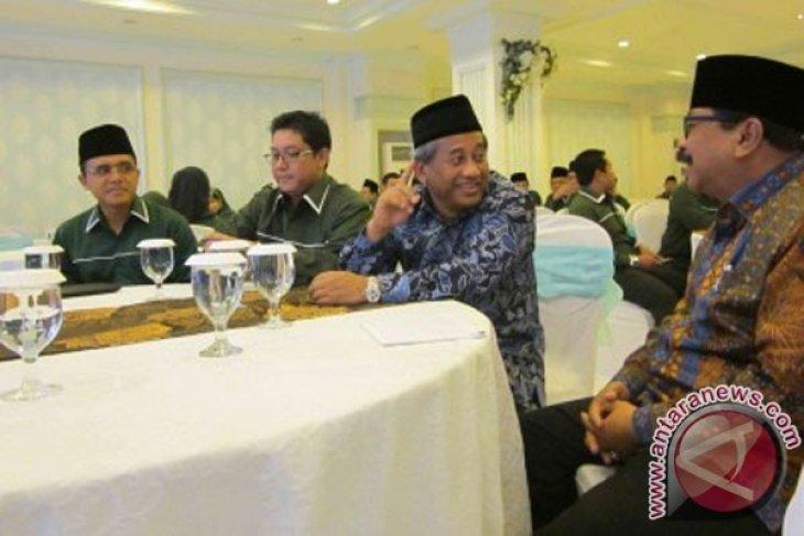 Soekarwo, Sirmadji, Gus Ipul hadiri pelantikan ISNU