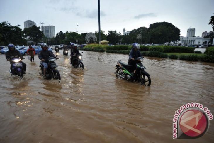 Banjir Jakarta Pusat