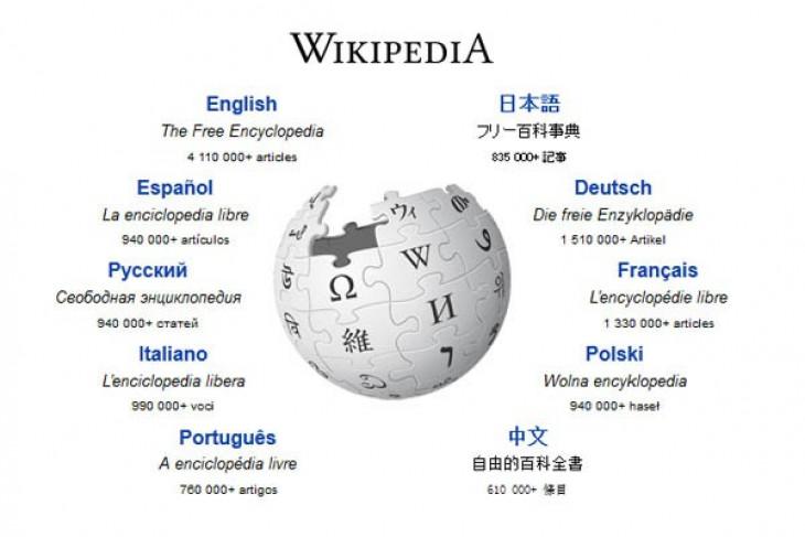 Wikipedia ditutup di sebagian Eropa terkait protes UU