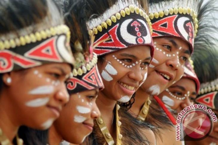 Peringatan 55 tahun Papua kembali ke NKRI