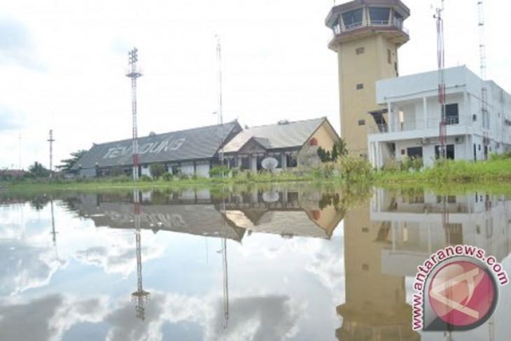 Bandara Samarinda ditutup