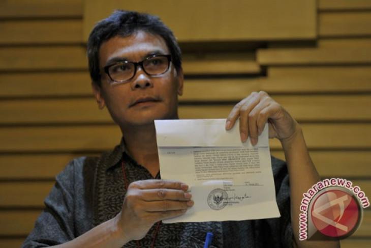 KPK : Anas Urbaningrum tersangka kasus Hambalang