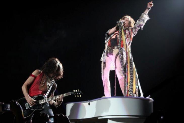 Konser Aerosmith di Jakarta batal