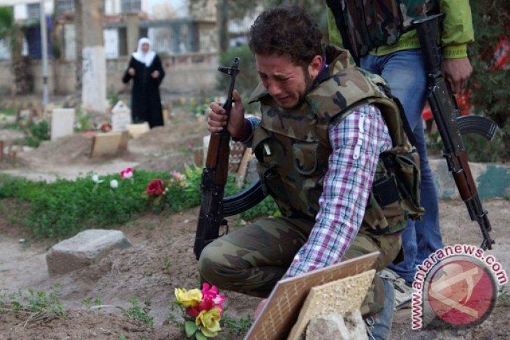 Korban Perang Suriah jadi 82.000