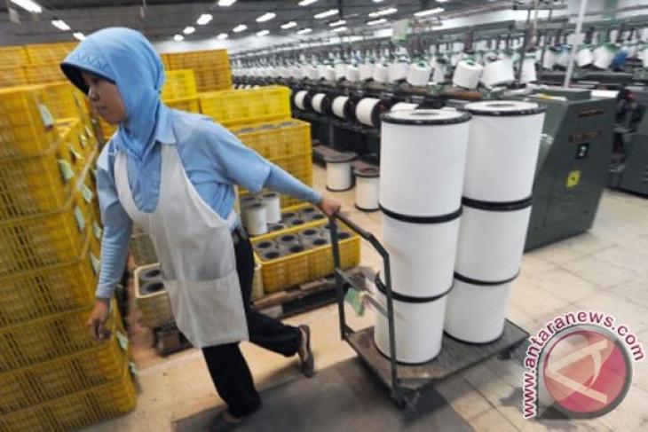Kemenperin kembali berlakukan restrukturisasi mesin tekstil