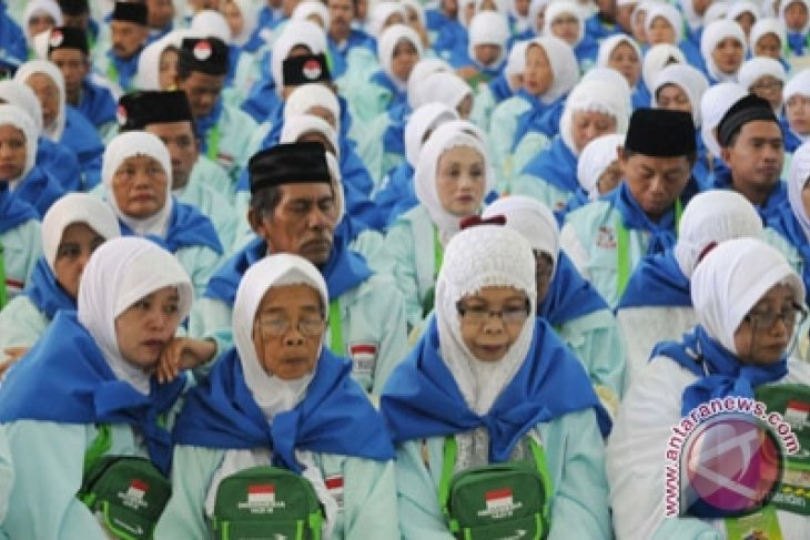 Biaya Angkutan Lokal Jamaah Haji Kalbar Naik