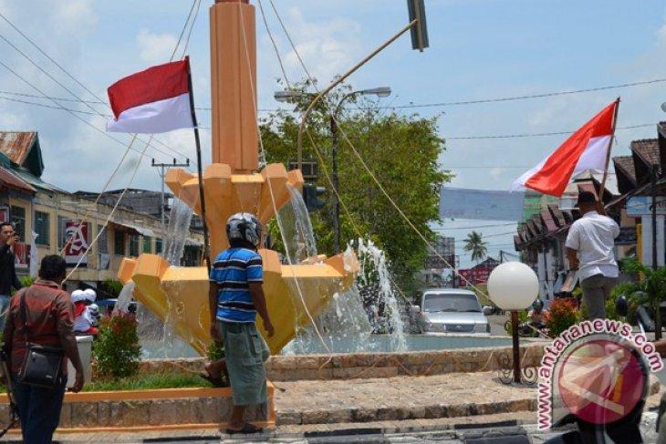 """Pemuda Aceh Barat tolak """"bendera"""" bulan bintang"""