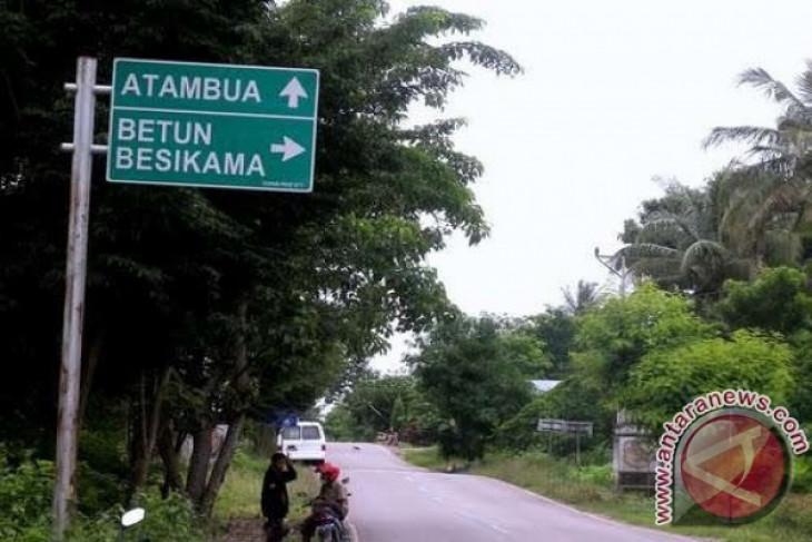 Pemimpin Kabupaten Malaka NTT dilantik