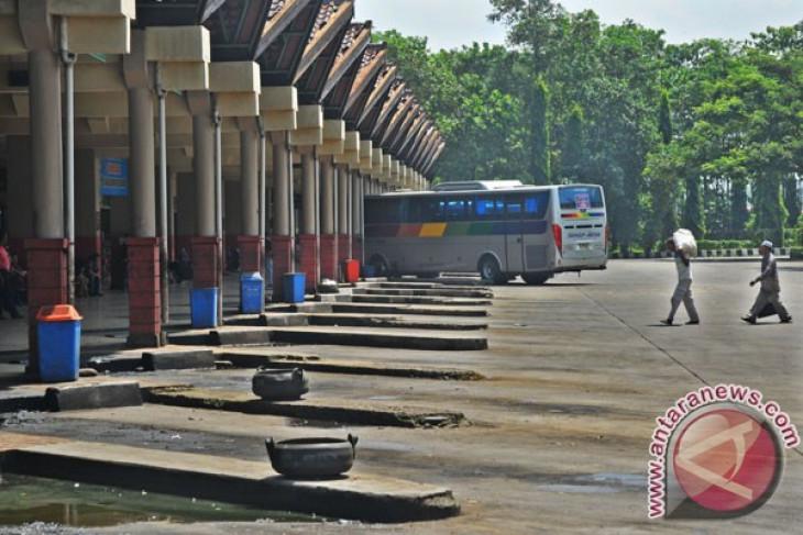 Terminal bus Purwokerto siap melayani pemudik lebaran