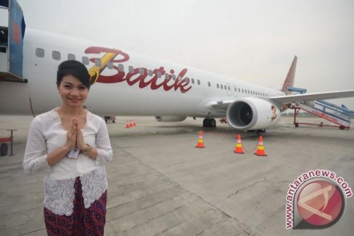 Batik Air hadir di Pekanbaru 8 Mei