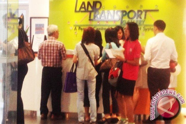 Belajar MRT ke Singapura