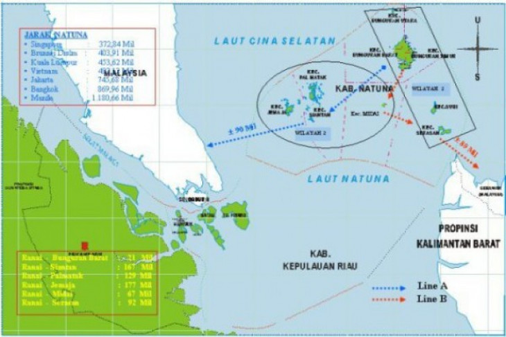 E. Natuna to turn out 1,000 MMSCFD of gas in 2023