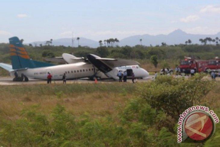 9 penumpang Merpati dirawat di tiga rumah sakit