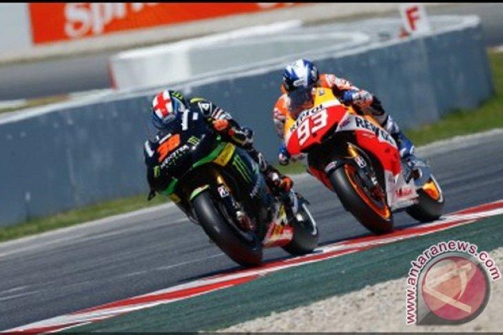 Hasil kualifikasi MotoGP Inggris, Marquez berjaya