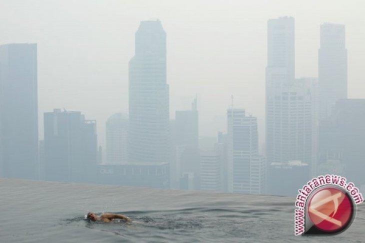 Indonesia Jelaskan Masalah Kabut Asap ke Singapura