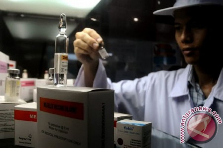 Sekali suntik dengan lima proteksi dari vaksin Pentavalent