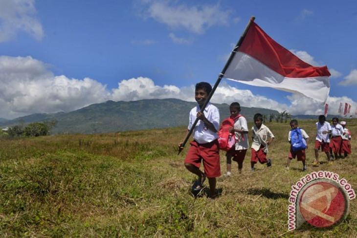 Data perbatasan darat Indonesia-Timor Leste
