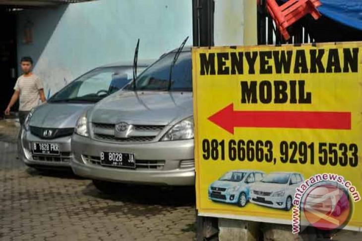 Bisnis penyewaan mobil diperkirakan tumbuh 200 persen