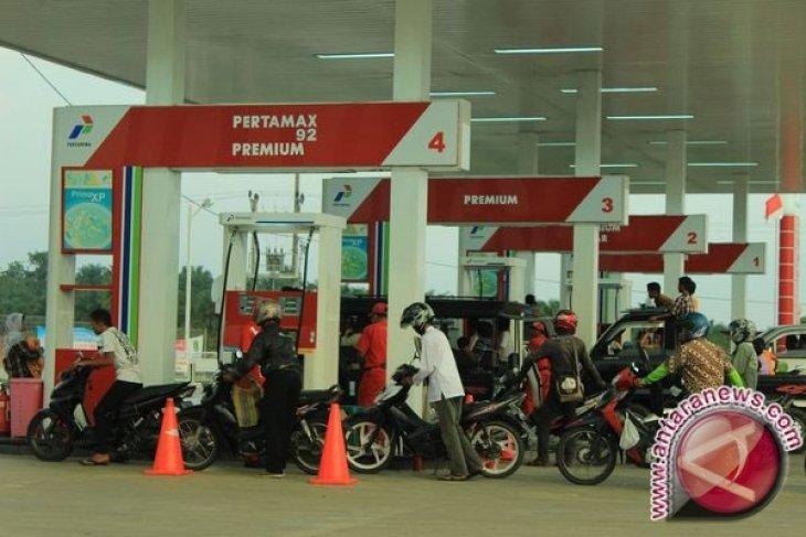 SPBU di Sukabumi kekurangan stok BBM subsidi