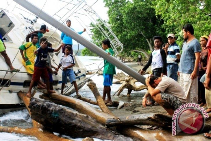 Tekanan rendah di Australia pengaruhi Maluku