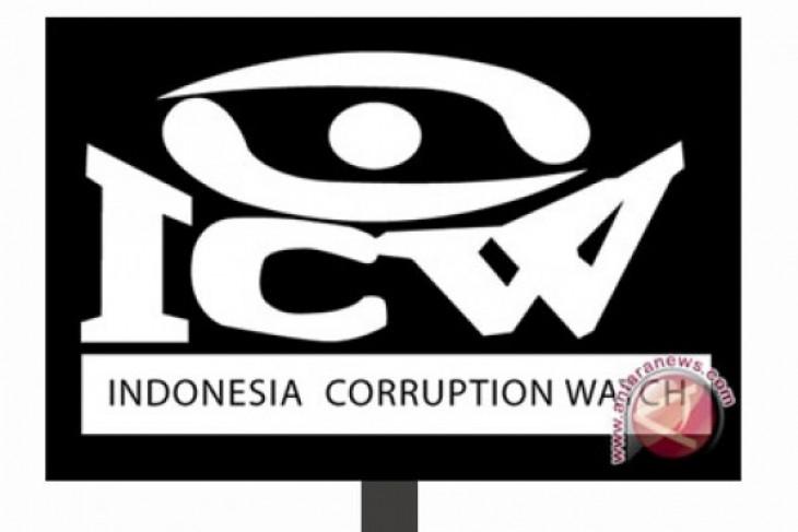 ICW catat 30 kepala daerah tersangka korupsi 2017