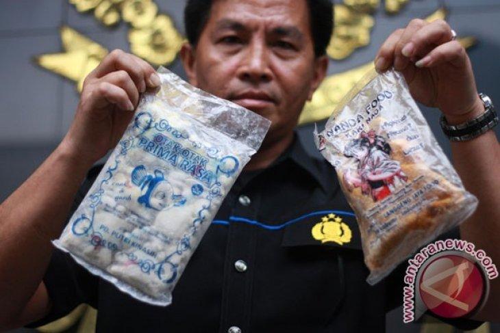 JKPD Sultra musnahkan berbagai pangan olahan berbahaya