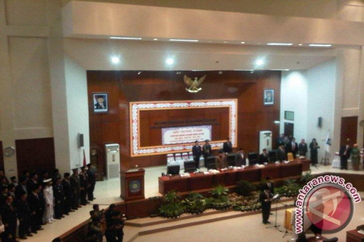 35 Anggota DPRD Kabupaten Bangka Dilantik