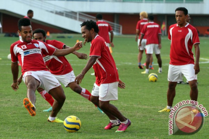 Persipura target tembus semifinal AFC Cup 2014