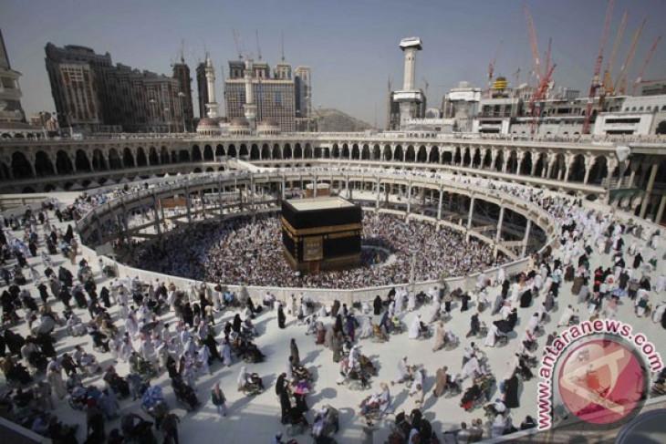 Waktu jemaah di Saudi akan dipersingkat