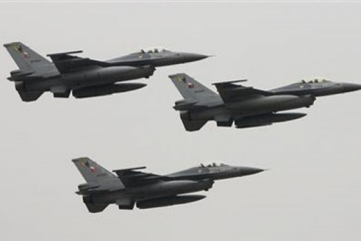 YPG Kurdi Suriah: Pesawat tempur Turki bom Afrin