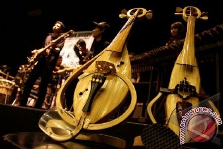 Hak Cipta Musik Bambu