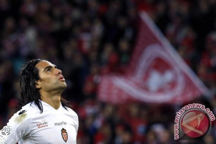 Monaco akan tekan PSG meskipun Falcao absen