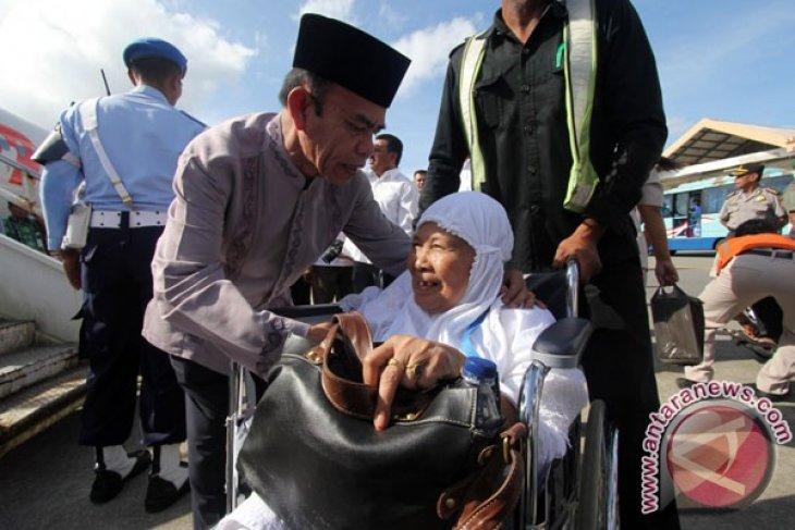 Jamaah haji Barito Selatan dijadwalkan tiba 14 November