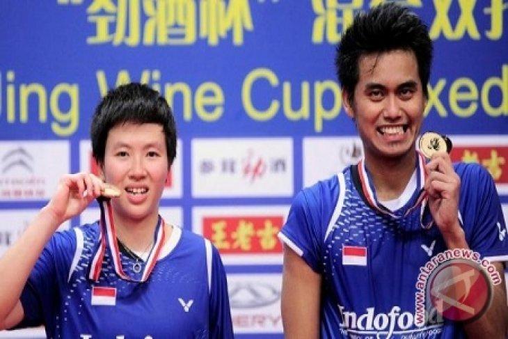 Tantowi-Liliyana raih juara di China Terbuka
