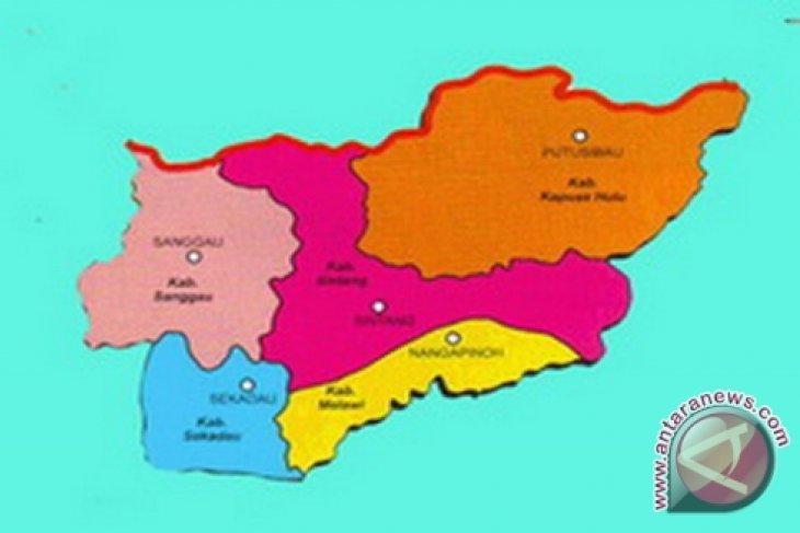 Dewan Sintang desak pemerintah realisasikan Provinsi Kapuas Raya