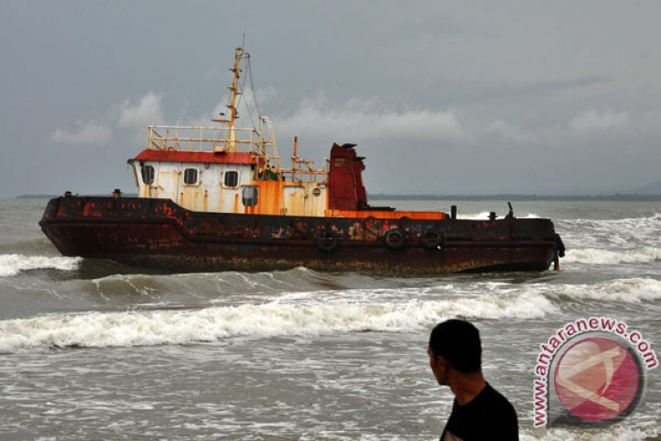 Bangkai KM Sanjaya-2 hilang dari perairan Alor