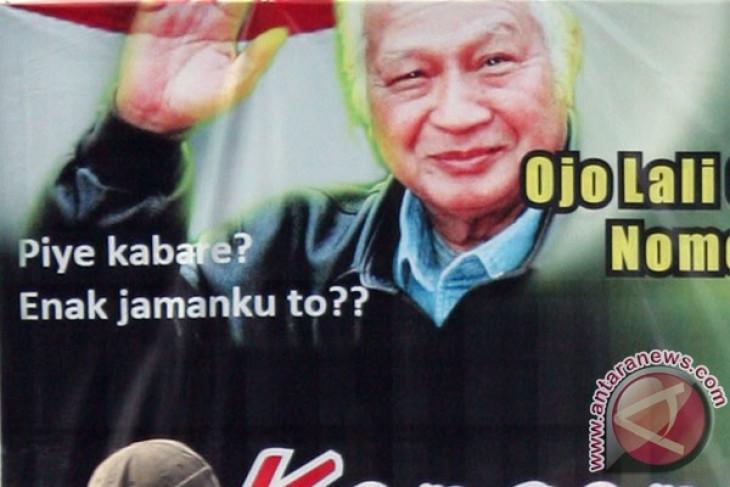 Gelar pahlawan nasional untuk Soeharto bisa kontroversial