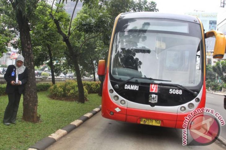 Seluruh moda transportasi Jakarta harus saling terintegrasi