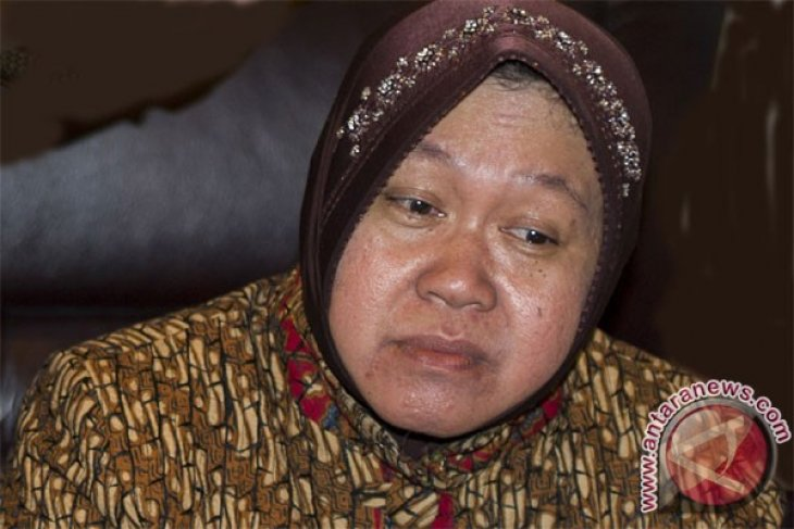 Megawati asks Risma not to resign