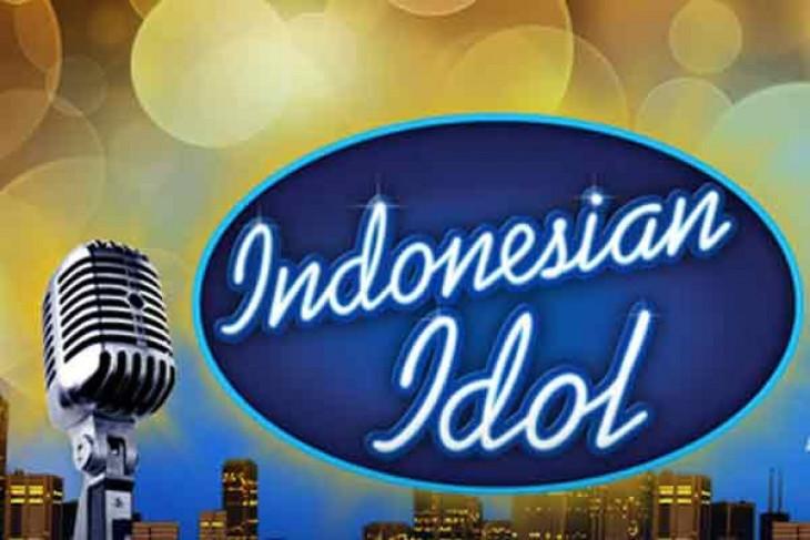Suasana romantis di malam Grand Final Indonesian Idol 2018