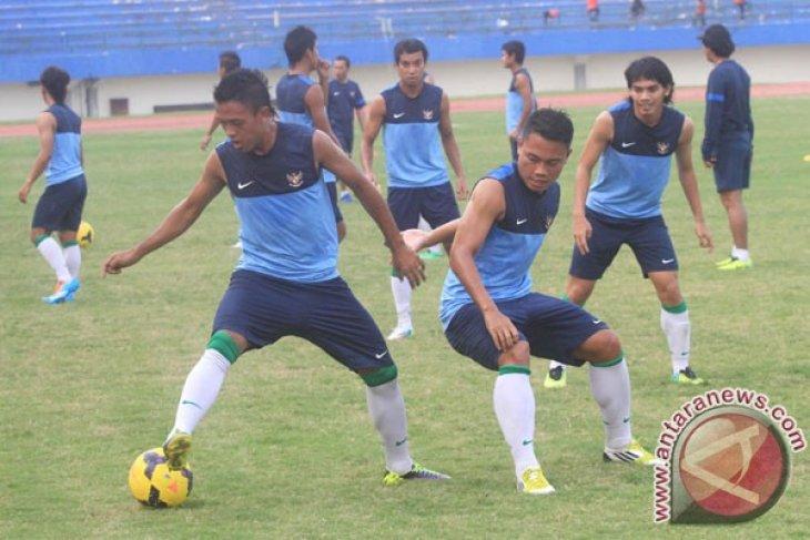 Timnas U-23 terapkan pola berirama lawan Sri Lanka