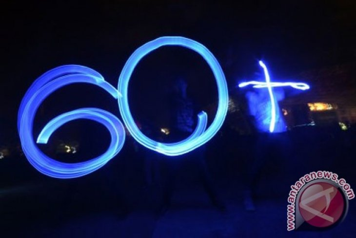 Earth Hour 2015 observed in 48 Indonesian cities