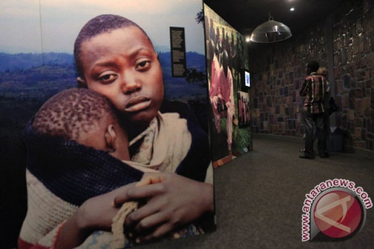 200 lebih jasad korban genosida Rwanda ditemukan