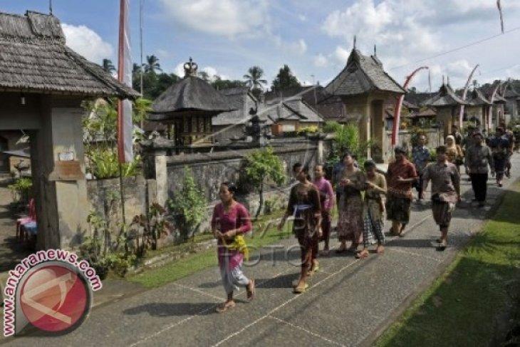 Desa Kamasan Klungkung Dikembangkan Jadi Desa Wisata