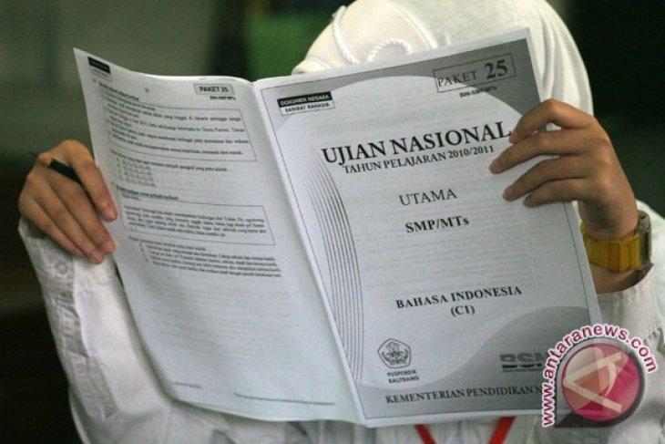 20.275 Siswa Ikuti Ujian Nasional Di Bogor