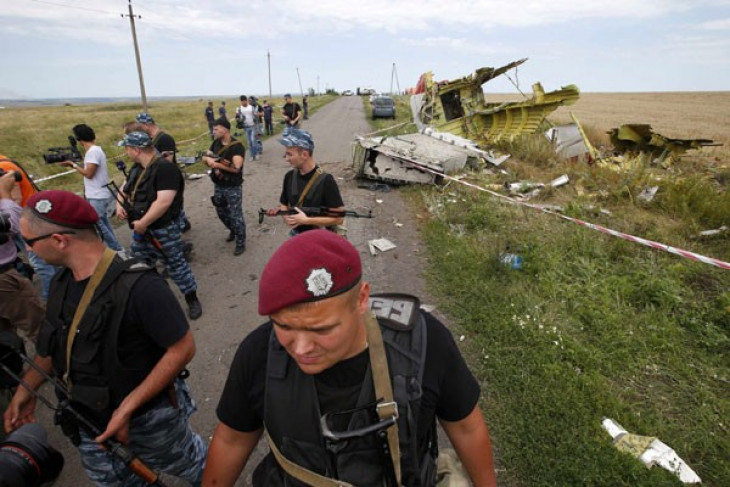 Indonesia demands trial of party responsible for MH17 tragedy